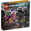 Конструктор LEGO Overwatch D.Va и Рейнгардт (75973) - bvl 75973