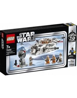Конструктор LEGO Star Wars Снежный спидер: выпуск к 20-летнему юбилею (75259) - bvl 75259