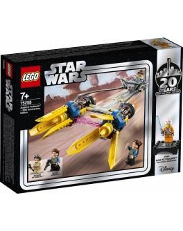 Конструктор LEGO Star Wars Гоночный под Энакина: выпуск к 20-летнему юбилею (75258) - bvl 75258