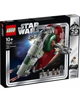 Конструктор LEGO Star Wars Раб I: выпуск к 20-летнему юбилею (75243) - bvl 75243