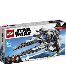 Конструктор LEGO Star Wars Перехватчик СИД Чёрного аса (75242) - bvl 75242