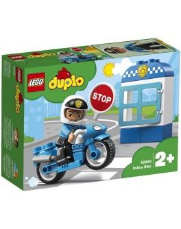 Конструктор LEGO DUPLO Полицейский мотоцикл (10900) - bvl 10900