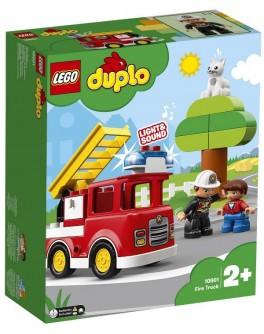 Конструктор LEGO DUPLO Пожарная машина (10901) - bvl 10901