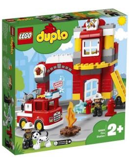 Конструктор LEGO DUPLO Пожарное депо (10903) - bvl 10903