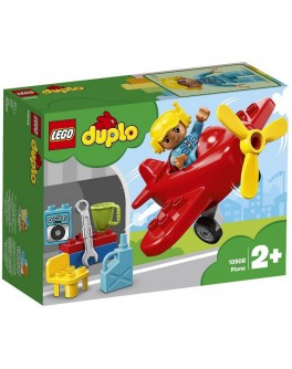 Конструктор LEGO DUPLO Самолет (10908) - bvl 10908