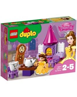 Конструктор LEGO DUPLO Чаепитие у Белль (10877) - bvl 10877