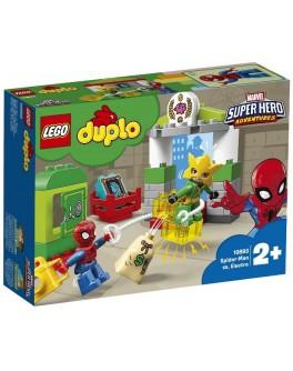 Конструктор LEGO DUPLO Человек-паук против Электро (10893) - bvl 10893