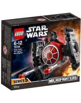 Конструктор LEGO Star Wars Микрофайтер TIE первого ордена (75194) - bvl 75194