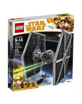Конструктор LEGO Star Wars Имперский истребитель TIE (75211) - bvl 75211