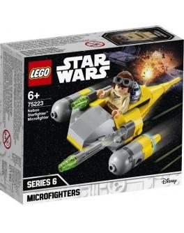 Конструктор LEGO Star Wars Истребитель с планеты Набу (75223) - bvl 75223