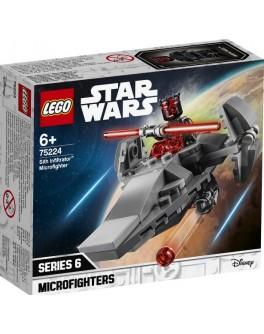 Конструктор LEGO Star Wars Корабль-лазутчик ситхов (75224) - bvl 75224