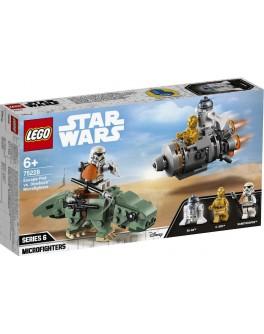 Конструктор LEGO Star Wars Спасательная капсула против минибойца на дьюбеке (75228) - bvl 75228