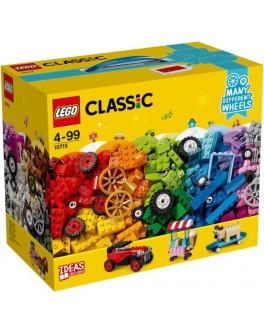 Конструктор LEGO Classic Кубики и колеса (10715) - bvl 10715