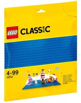 Конструктор LEGO Classic Базовая пластина синего цвета (10714) - bvl 10714