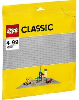 Конструктор LEGO Classic Серая базовая пластина (10701) - bvl 10701