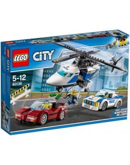 Конструктор LEGO City Стремительная погоня (60138) - bvl 60138