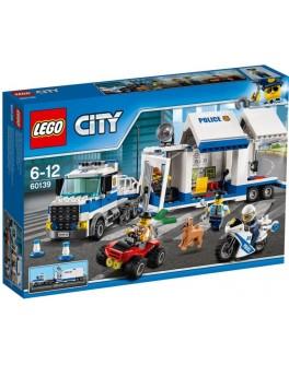 Конструктор LEGO City Мобильный командный центр (60139) - bvl 60139