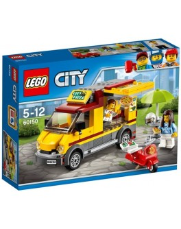 Конструктор LEGO City Фургон-пиццерия (60150) - bvl 60150