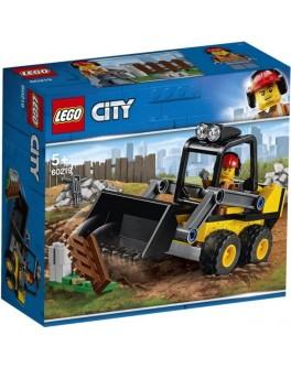 Конструктор LEGO City Строительный погрузчик (60219) - bvl 60219