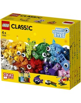 Конструктор LEGO Classic Кубики и глаза (11003) - bvl 11003