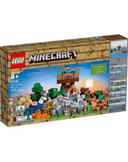 Конструктор LEGO Minecraft Верстак 2.0 (21135) - bvl 21135