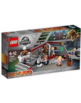 Конструктор LEGO Jurassic World Охота на Рапторов в Парке (75932) - bvl 75932