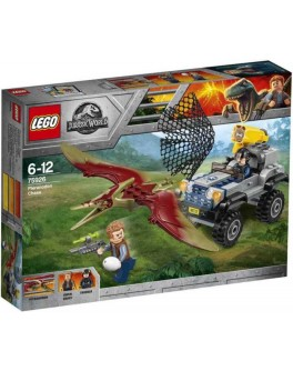 Конструктор LEGO Jurassic World Погоня за Птеранодоном (75926) - bvl 75926