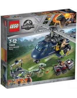 Конструктор LEGO Jurassic World Преследование на вертолёте (75928) - bvl 75928