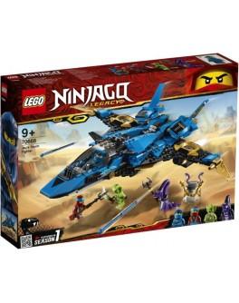 Конструктор LEGO NINJAGO Штурмовик Джея (70668) - bvl 70668