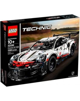 Конструктор LEGO Technic Porsche 911 RSR (42096) - bvl 42096