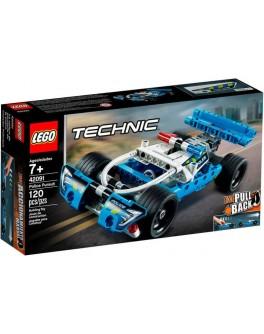 Конструктор LEGO Technic Полицейская погоня (42091) - bvl 42091
