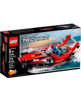 Конструктор LEGO Technic Моторная лодка (42089) - bvl 42089