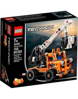 Конструктор LEGO Technic Ремонтный автокран (42088) - bvl 42088