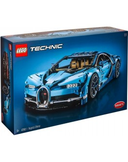 Конструктор LEGO Technic Bugatti Chiron (42083) - bvl 42083
