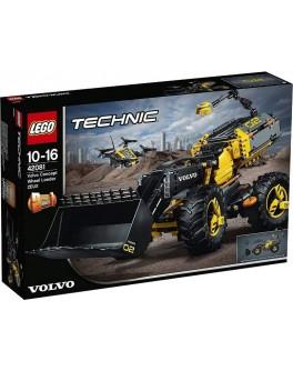 Конструктор LEGO Technic VOLVO колёсный погрузчик ZEUX (42081) - bvl 42081
