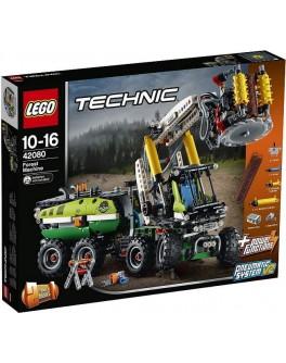 Конструктор LEGO Technic Лесозаготовительная машина (42080) - bvl 42080