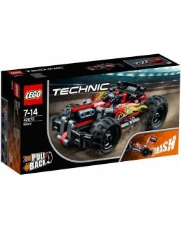 Конструктор LEGO Technic БЕМЦ! Красный гоночный автомобиль (42073) - bvl 42073