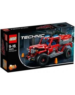 Конструктор LEGO Technic Автомобиль службы быстрого реагирования (42075) - bvl 42075