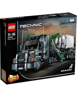 Конструктор LEGO Technic Грузовик MACK® Anthem (42078) - bvl 42078