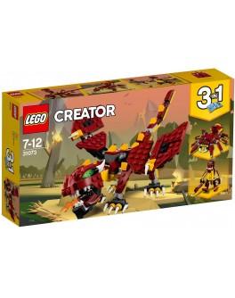 Конструктор LEGO Creator Мифические существа (31073) - bvl 31073