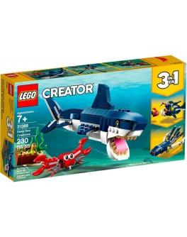 Конструктор LEGO Creator Подводные жители (31088) - bvl 31088