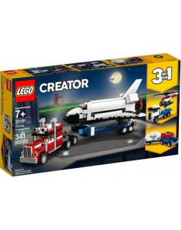 Конструктор LEGO Creator Тягач с шаттлом (31091) - bvl 31091