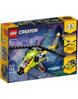 Конструктор LEGO Creator Приключение на вертолёте (31092) - bvl 31092