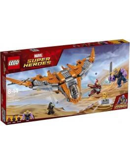 Конструктор LEGO Super Heroes Окончательная битва Таноса (76107) - bvl 76107