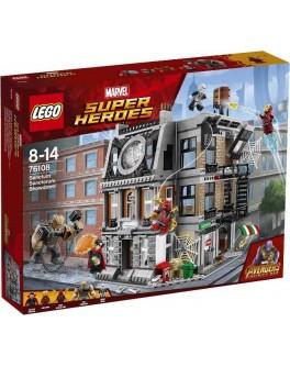 Конструктор LEGO Super Heroes Решающий бой в Санктум Санкторум (76108) - bvl 76108