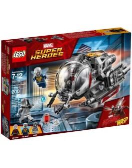 Конструктор LEGO Super Heroes Исследователи квантового мира (76109) - bvl 76109