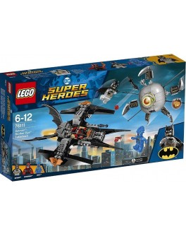 Конструктор LEGO Super Heroes Бэтмен: ликвидация Глаза брата (76111) - bvl 76111