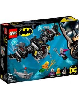 Конструктор LEGO Super Heroes Подводный бой Бэтмена (76116) - bvl 76116