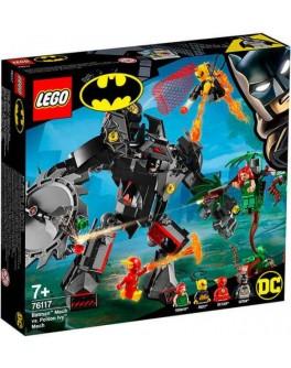 Конструктор LEGO Super Heroes Робот Бэтмена против робота Ядовитого Плюща (76117) - bvl 76117
