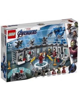 Конструктор LEGO Super Heroes Лаборатория Железного Человека (76125) - bvl 76125
